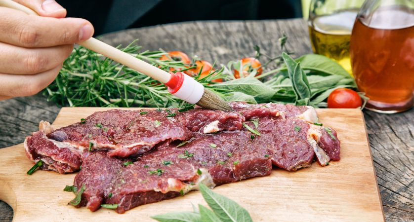 Come marinare la carne per il barbecue