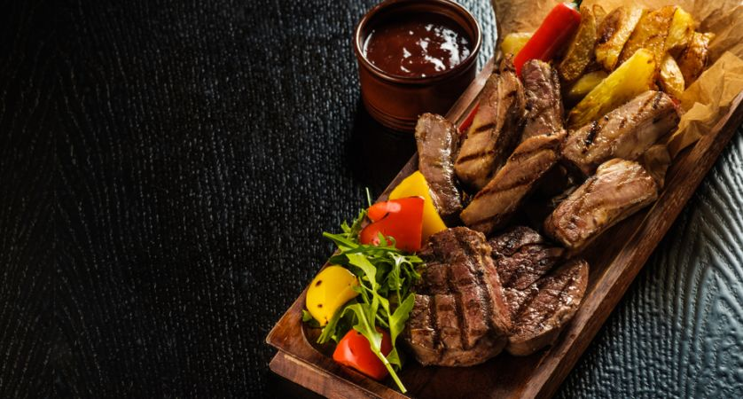 Cosa abbinare ad una grigliata di carne