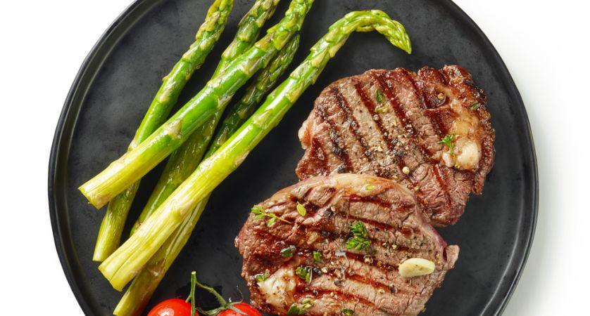 5 contorni veloci per carne