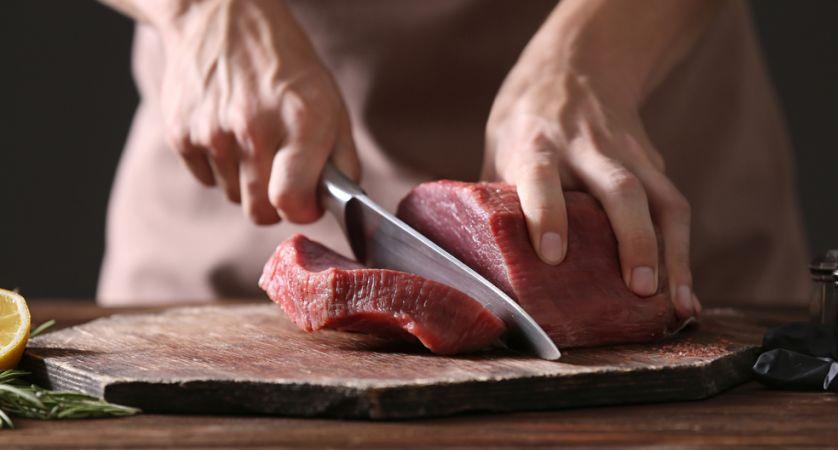 Come tagliare la carne