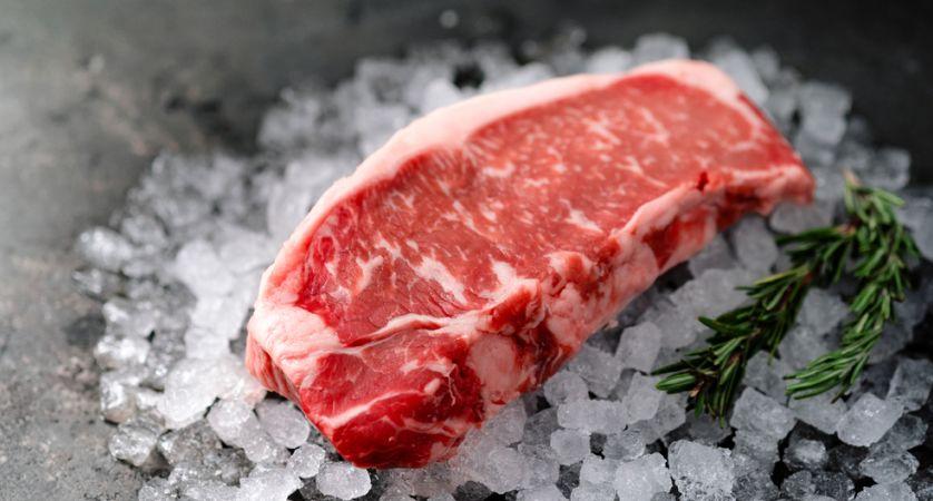 Come capire se la carne congelata è ancora buona