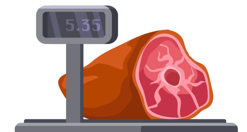 Quante calorie ha la carne?