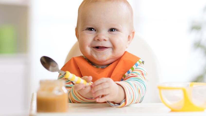 Come cucinare la carne ai neonati