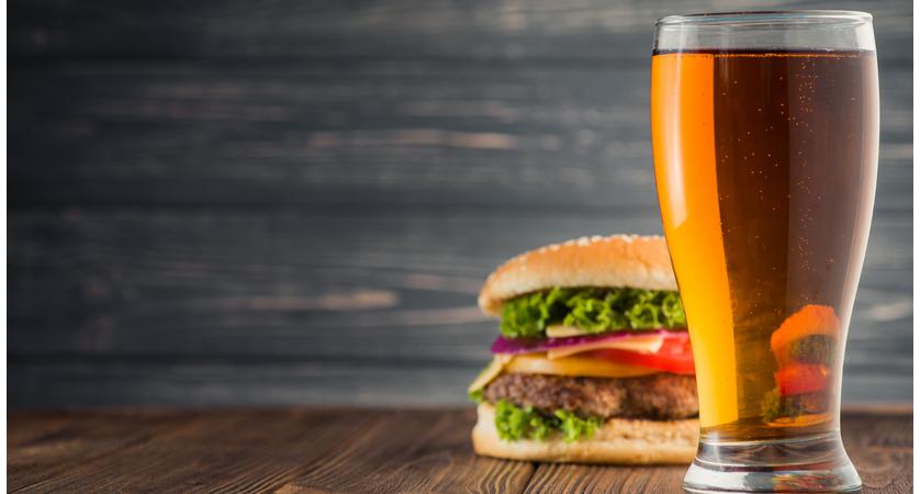 Birra e hamburger: quale scegliere?