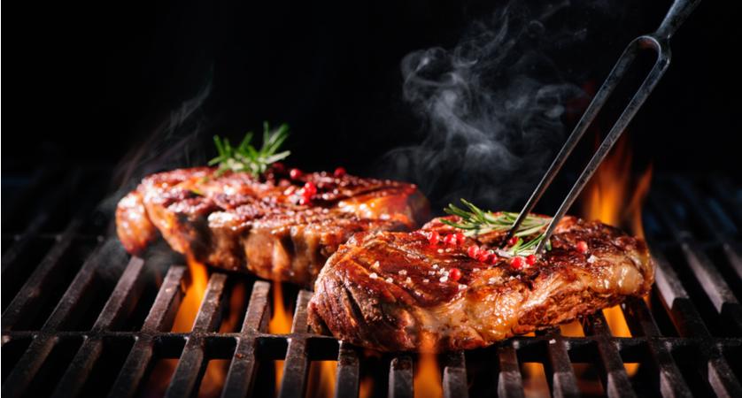 Qual è la temperatura della carne arrosto?