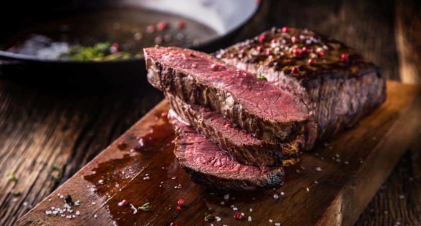 Come cucinare il filetto di bovino adulto