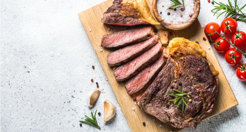 Come cucinare la tagliata di bovino adulto